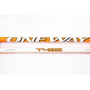 Палки скандинавские One Way Carbon 3po T400 (100% Carbon)