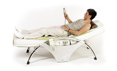 Массажная кровать для дома